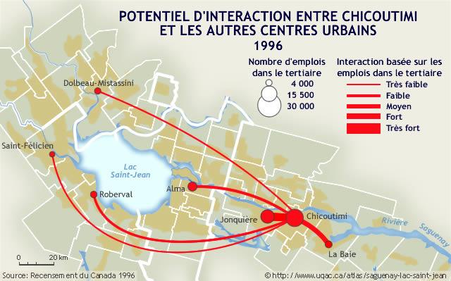 Carte Canada Chicoutimi.Atlas Saguenay Lac St Jean Liste Des Cartes 3 2 10 2 1